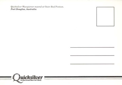 QUICKSILVER V perhaps  Wavepiercer Port Douglas-001