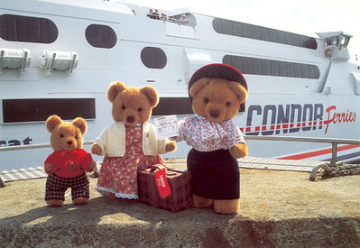Travelling with Condor from 2006