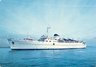 SICILIA 1952 Tirrenia di Navigazione