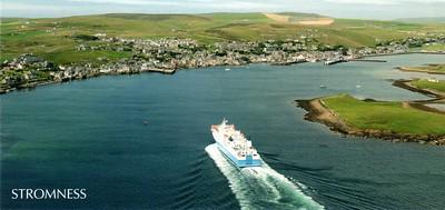 HAMNAVOE Stromness Northlink Ferries from 2012