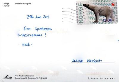 NORDSTJERNEN Svalbard 2012 22 11