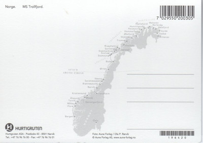 Hurtigruten TROLLFJORD-001