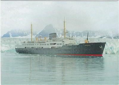 NORDSTJERNEN 1956 Svalbard Vestland Classic Hurtigruten 2019