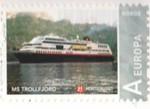 TROLLFJORD Stamp