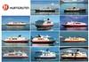 Hurtigruten Fleet 10 11 2012