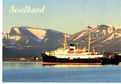 Svalbard NORDSTJERNEN 2012
