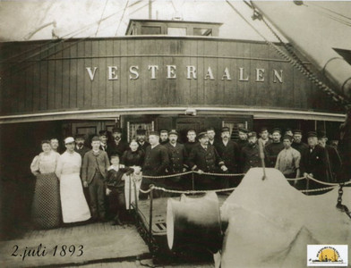 VESTERALEN 1893