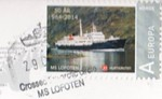 LOFOTEN Arctic Circle Stamp