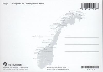 Hurtigrute LOFOTEN-001