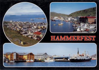 Hammerfest NORDNORGE [1964]