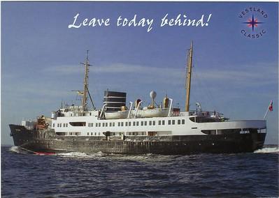 NORDSTJERNEN 1956 Vestland Classic Hurtigruten 2019-002