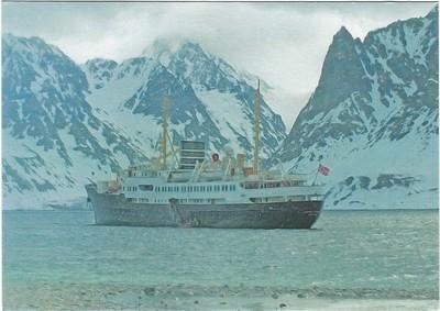 NORDSTJERNEN 1956 Svalbard Vestland Classic Hurtigruten 2019-001