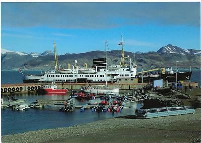 NORDSTJERNEN 1956 Ny Alesund Vestland Classic Hurtigruten 2019-001