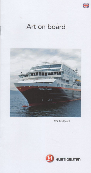 Hurtigruten Art on Board ms TROLLFJORD