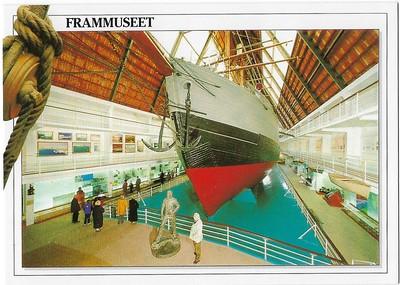 FRAM Museum Oslo 2019
