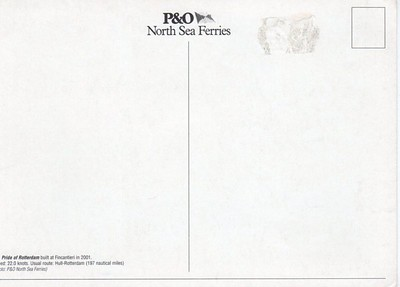 PRIDE OF ROTTERDAM P&O North Sea Ferrries-001