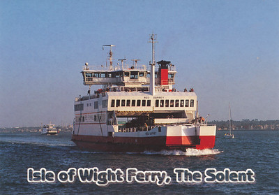RED OSPREY Red Funnel Ferries