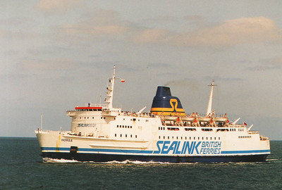 HORSA Sealink British Ferries