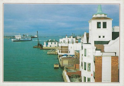 St HELEN or Sister Sealink Portsmouth