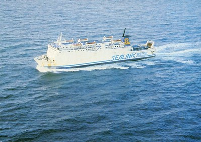 DARNIA Sealink British Ferries