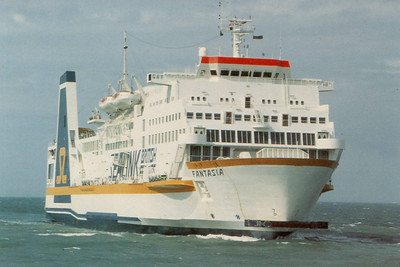 FANTASIA Sealink British Ferries