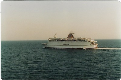 Photo STENA NAUTICA Sealink RMT early 80s-001