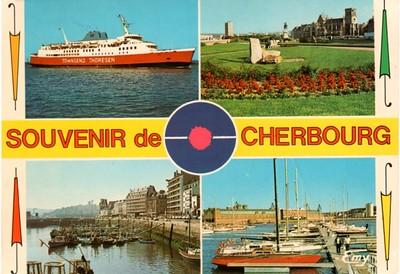 VIKING V xx Townsend Thoresen Cherbourg
