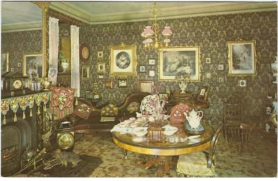 Victorian Parlour Castle Museum York 1976