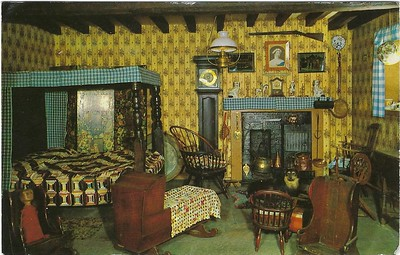 Moorland Cottage Castle Museum York 1976