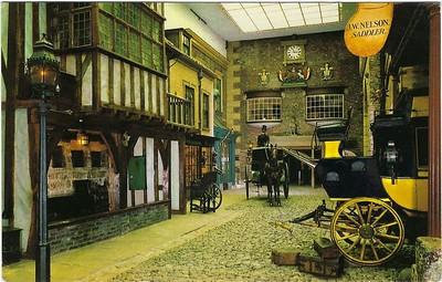 Kirkgate Castle Museum York 1976