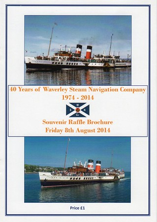 ps WAVERLEY 40 years Souvenir Brochure 2014
