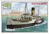 ps SANDOWN 1934 Portsmouth Ryde