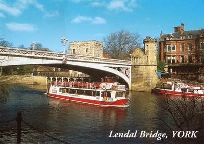 2013 Lendal Bridge York