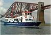 MAID OF THE FORTH Inchcolm Island Ferry Forth Rail Bridge
