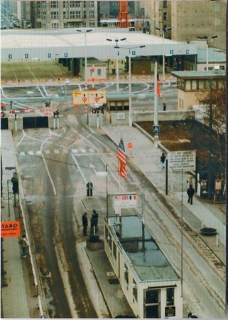 Checkpoint Charlie Berlin from 2016-001
