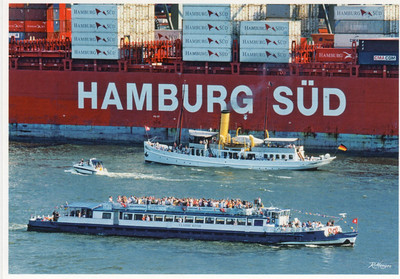 2013 Hamburg Excursion Boats