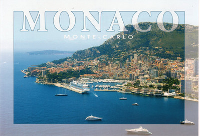 2014 Monaco Princess Cruises Grand Class