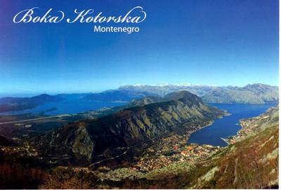 2013 Boka Kotorska Montenegro