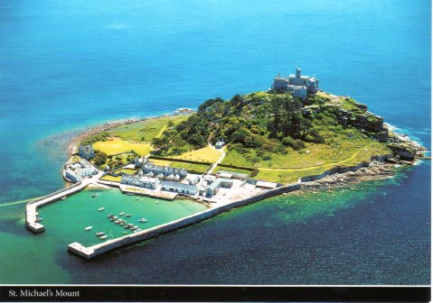 St Michael's Mount from 2012-001