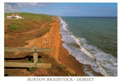Burton Bradstock Dorset from 2013