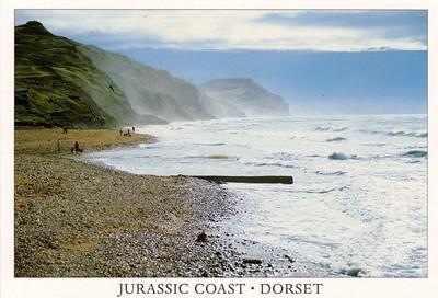 Jurassic Coast Dorset from 2013