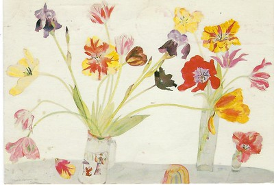 Elizabeth Blackadder Tulips 1990 15-11-2017 11-34-32