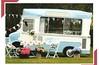 Vintage Scoops Ice Cream Van Brighton from 2013