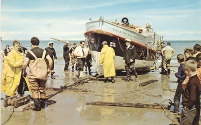 RNLB THE LILY WAINWRIGHT 37-09 Llandudno 1964 - 1990