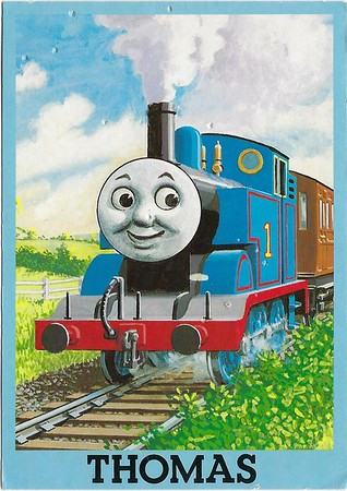 Thomas the Tank Engine 1998 HCM