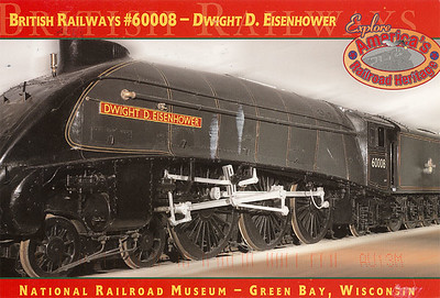 Dwight D Eisenhower Railroad Museum Green Bay WI from 2005