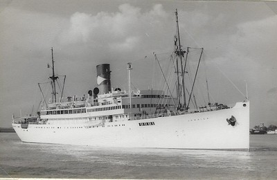 ss JAMAICA 1937-40 United Fruit Co