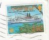 SIR ERIC SHARP Cable & Wireless Ship Cayman Brac Stamp 1999