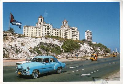 Hotel Nacional de Cuba 2014