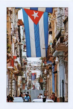 Calle de la Habana Vieja Old Havana